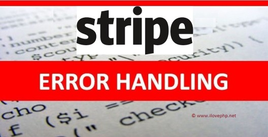 Stripe error handling